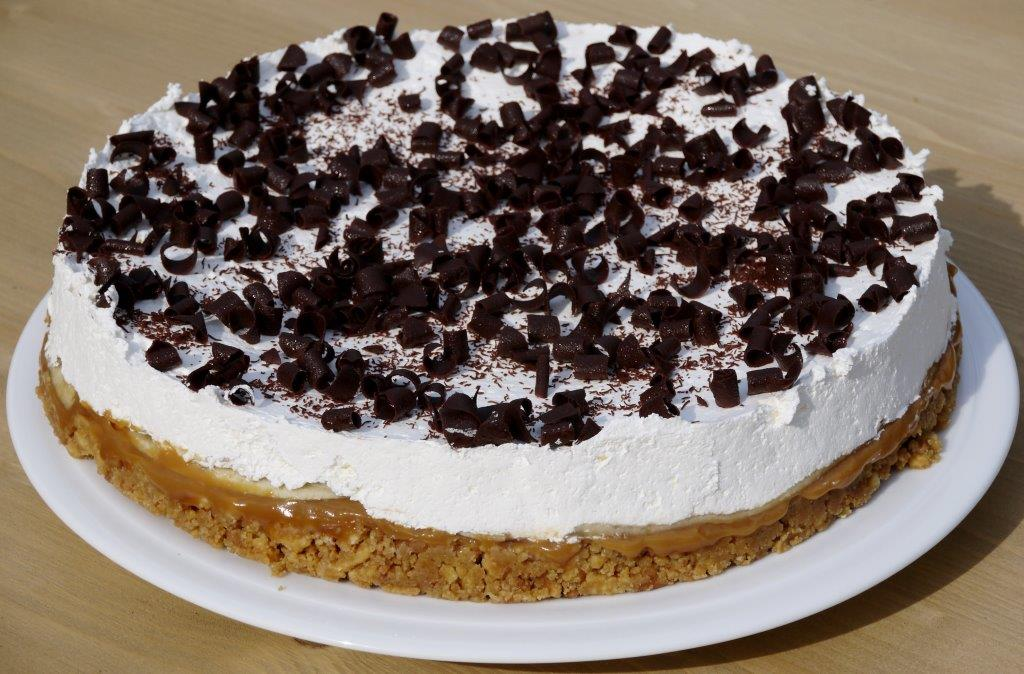 tarta banoffee pie